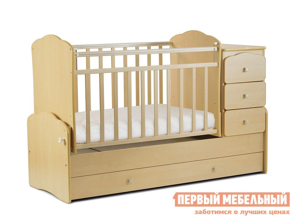 Кроватка Ковчег СКВ-9 93003x кроватка ковчег скв 9 94003x