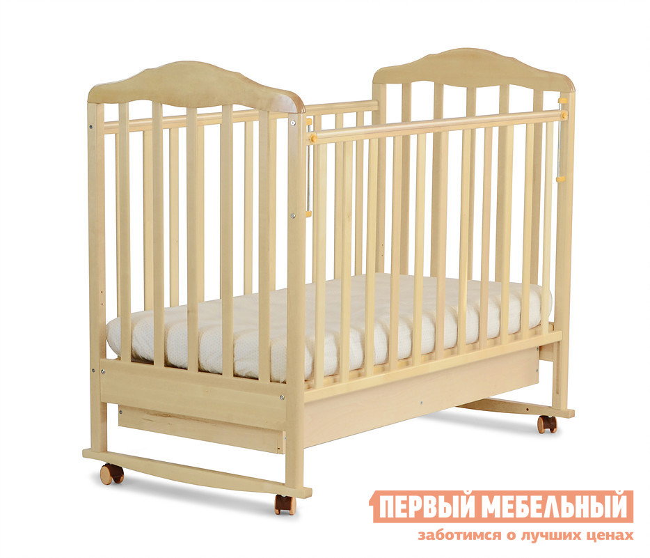 Кроватка Ковчег Березка 12111x ресторан березка