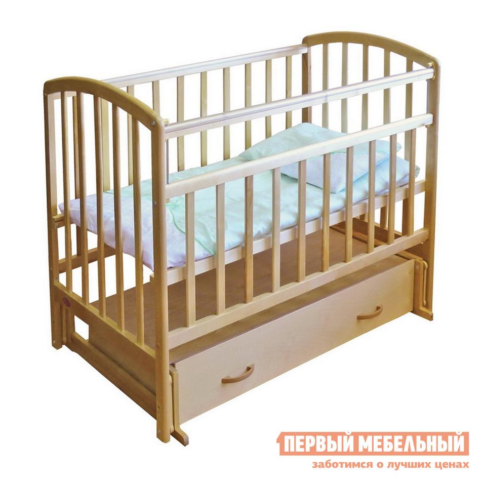 Кроватка Ковчег 311 обычная кроватка 120x60 фея 311 медовый