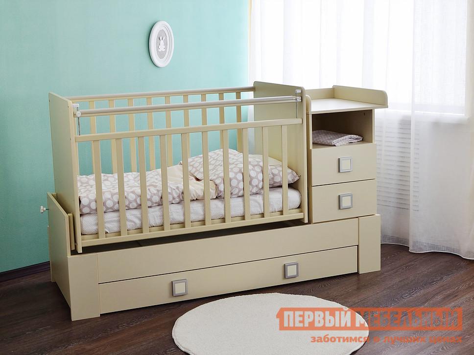 Кроватка Ковчег СКВ-8 83003x кроватка ковчег скв 9 94003x
