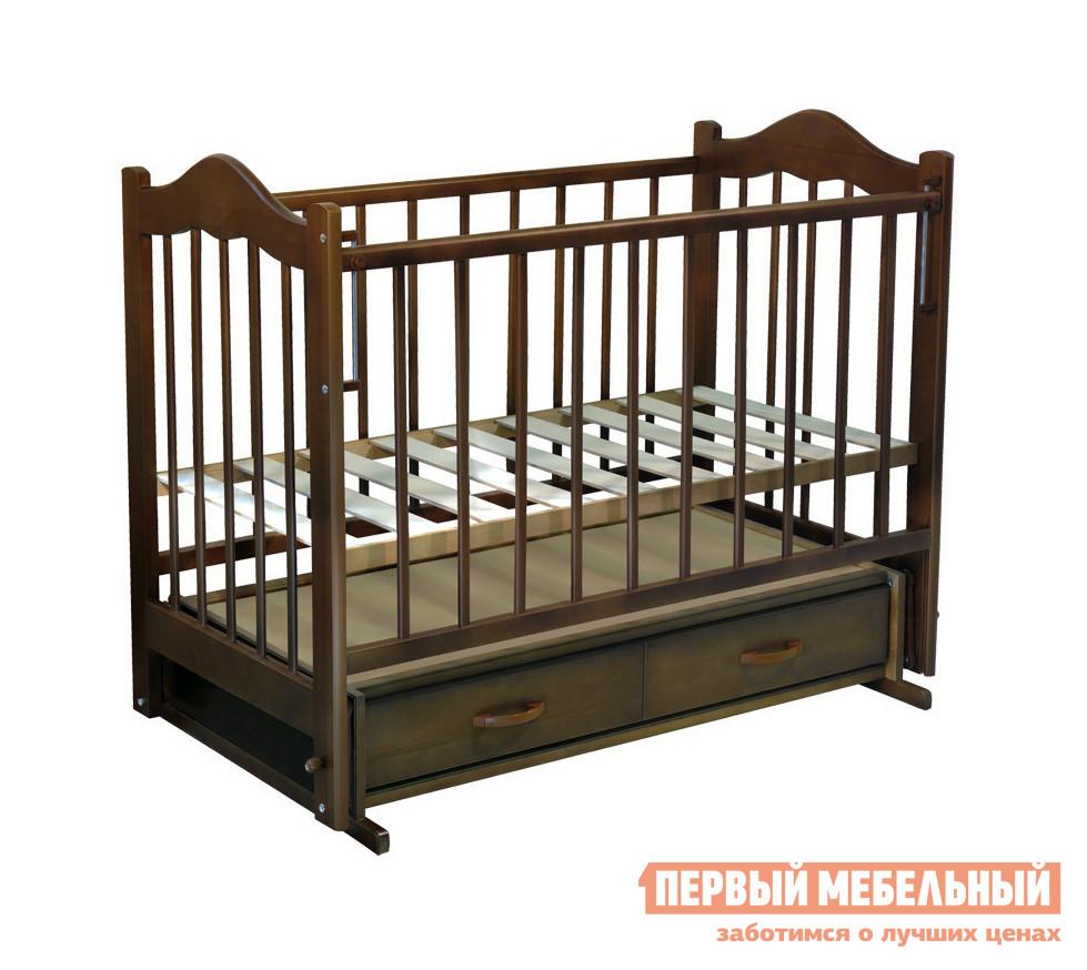 Кроватка Ковчег Кира-4 маятник