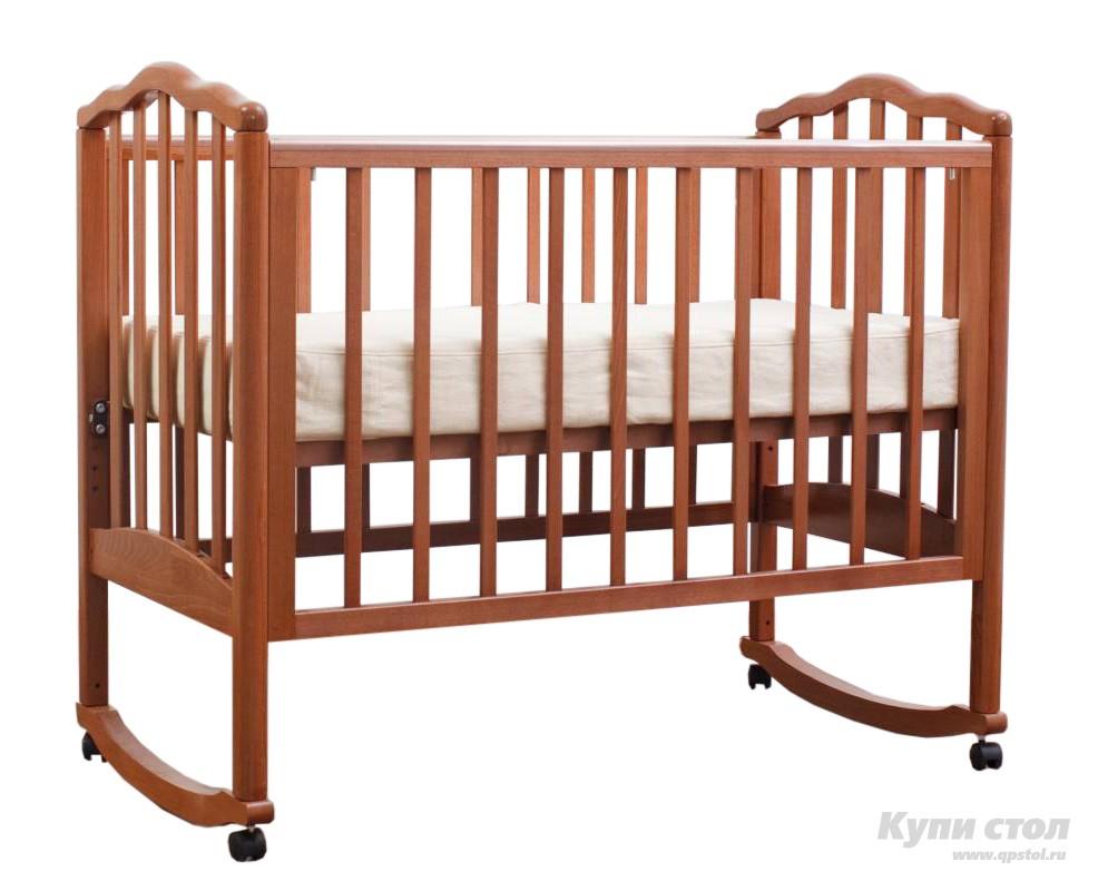 Кроватка Жасмин АБ 19.0 КупиСтол.Ru 10680.000