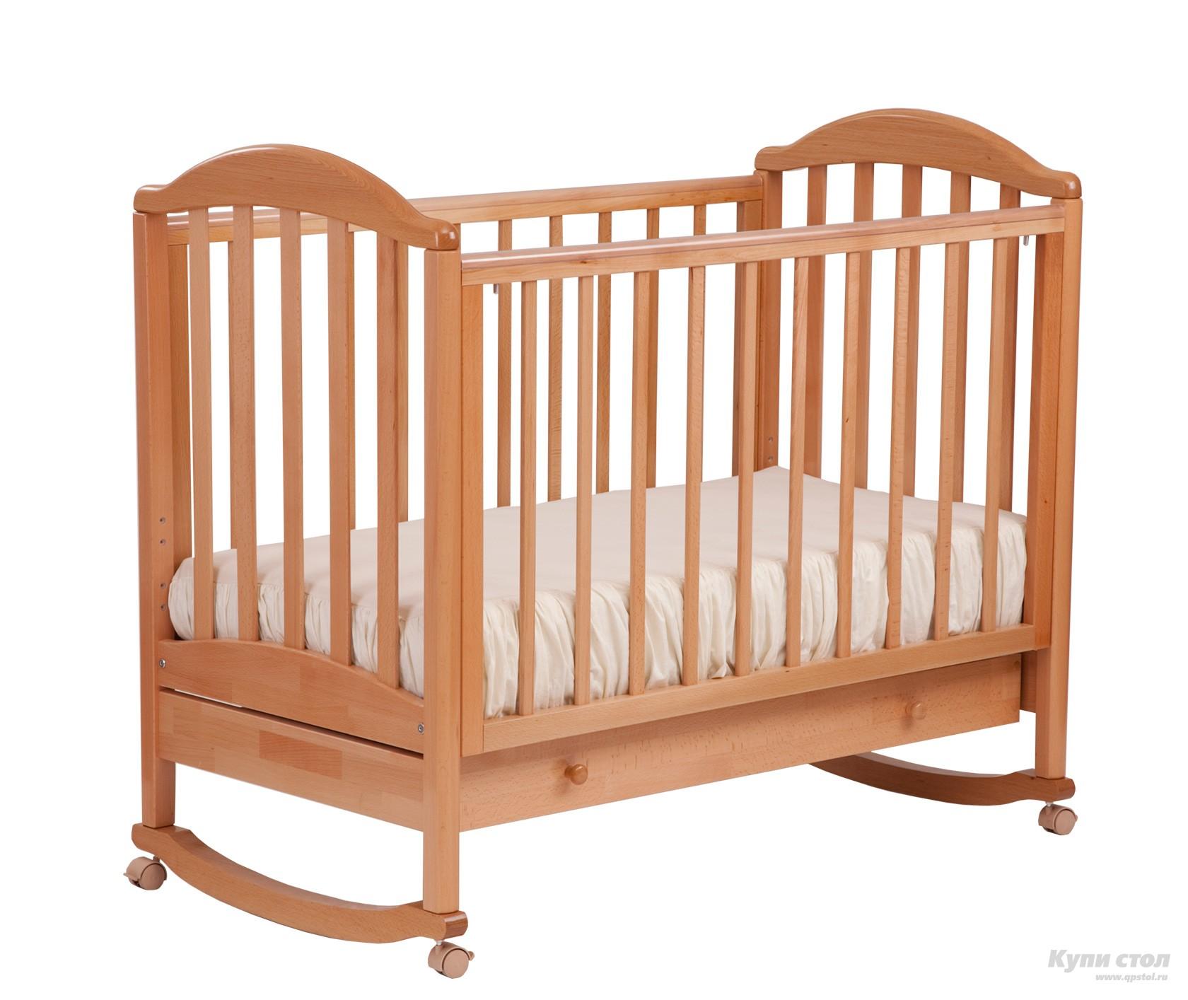 Кроватка Люкс АБ 17.1 КупиСтол.Ru 11870.000