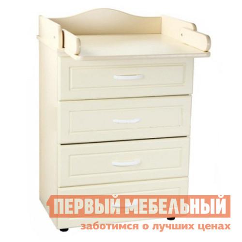 Пеленальный комод деревянный Ковчег Мишка №4