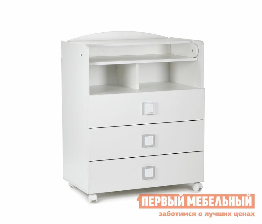 Комод детский SKV company 70002x Белый от Купистол