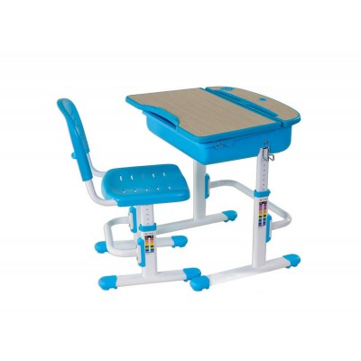 Парта Fun Desk Capri Blue (голубой)