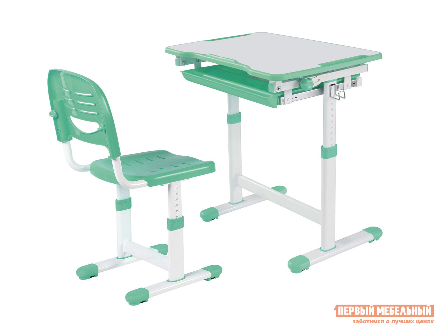 Парта со стулом СКА Группа Комплект парта + стул трансформеры PICCOLINO парта fundesk piccolino ii grey со стулом