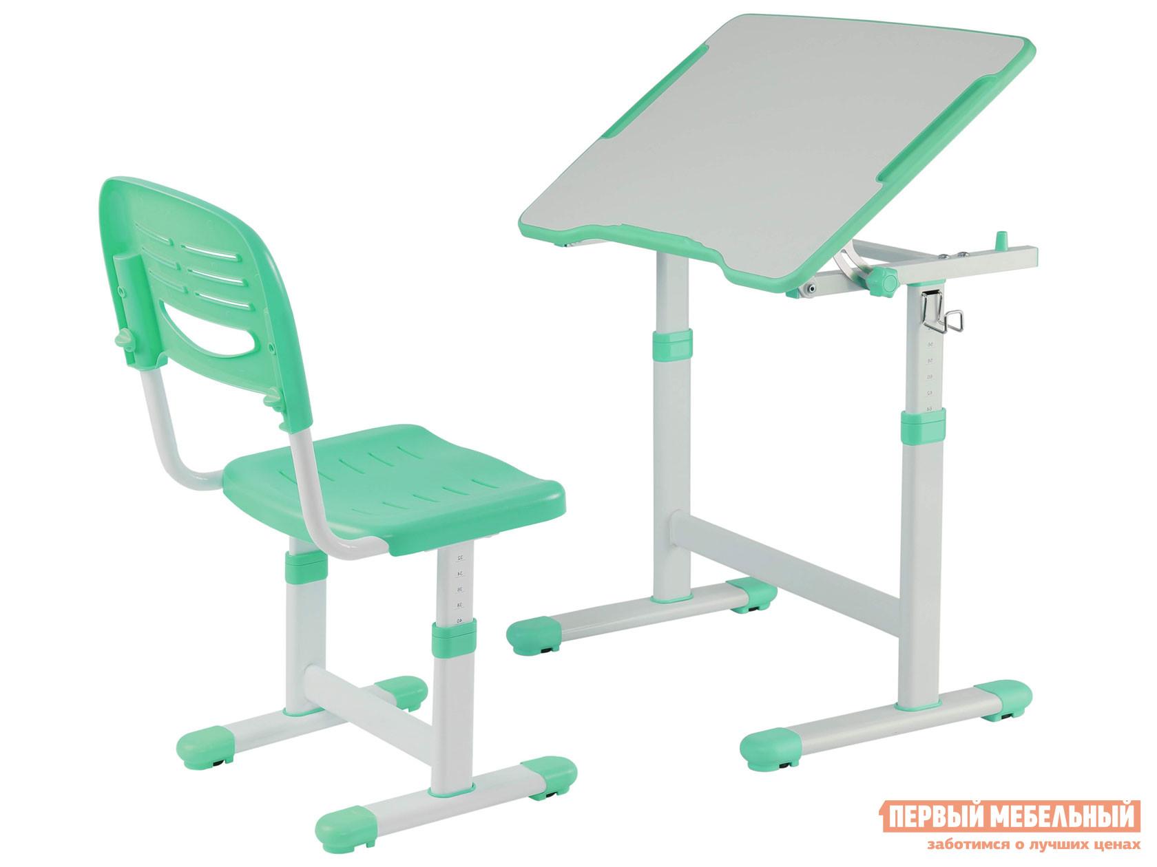 Парта со стулом СКА Группа Парта + стул PICCOLINO II парта fundesk piccolino ii grey со стулом