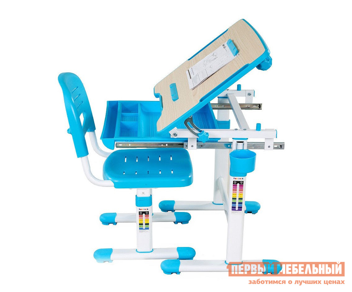 Парта Fun Desk Bambino Blue (голубой)