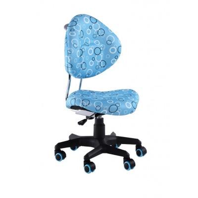 Детское компьютерное кресло Fun Desk SST5 Blue (голубой)