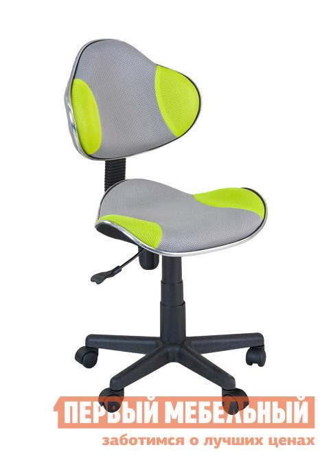 Компьютерное кресло Fun Desk LST3 Серый  / Зеленый