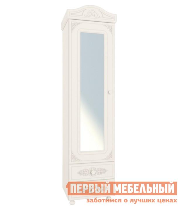 Шкаф-пенал Бит и Байт АС-1 с зеркалом matrix 15410