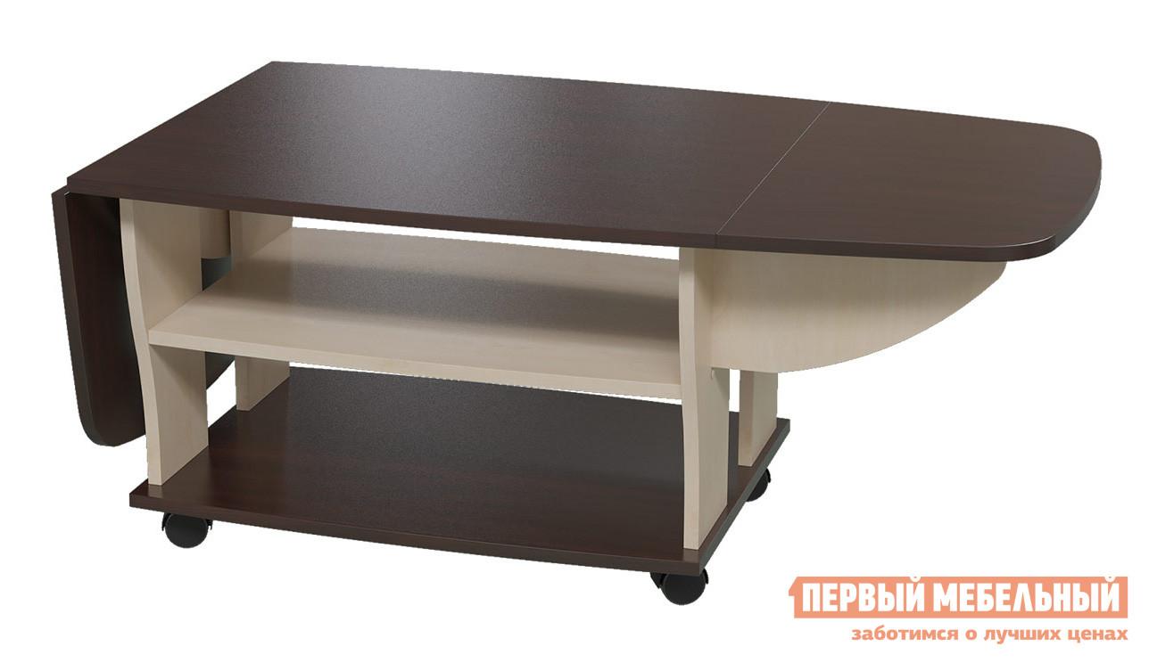 Журнальный столик Гранд Кволити 6-0212 Венге / Клен