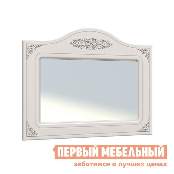 Настенное зеркало Compass АС-8 Белое дерево