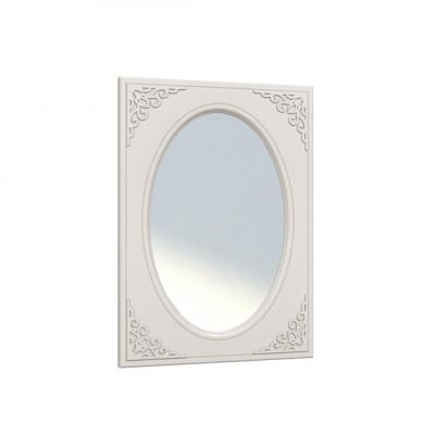Настенное зеркало Compass АС-7 Белое дерево