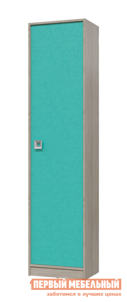 Шкаф детский Гранд Кволити 6-9412 Дуб Сонома / Аква