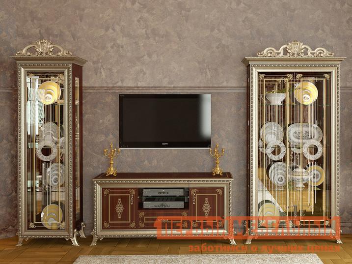 Стенка для гостиной Бит и Байт ГВ-01 + ГВ-02 + ГВ-03 стенка для гостиной бит и байт 6 559