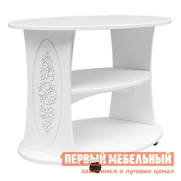 Журнальный столик Compass АС-17 Белое дерево