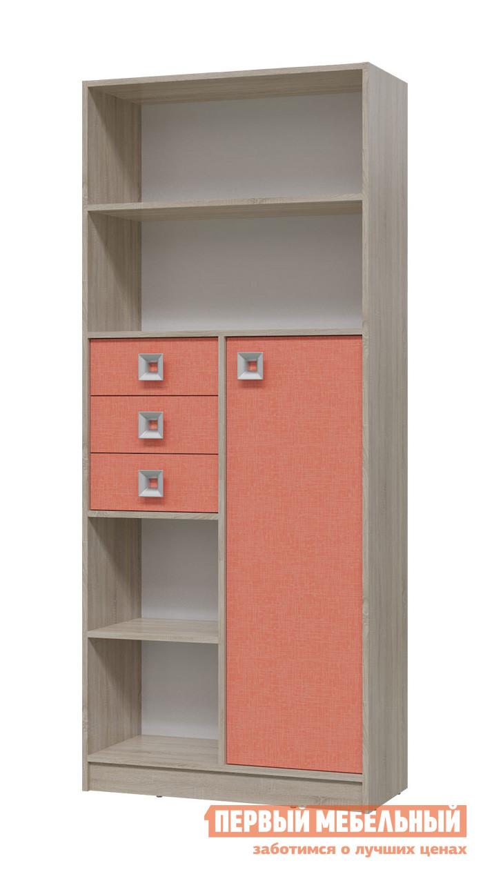 Детский стеллаж Бит и Байт 6-9414 журнальный столик овальный бит и байт 6 0212