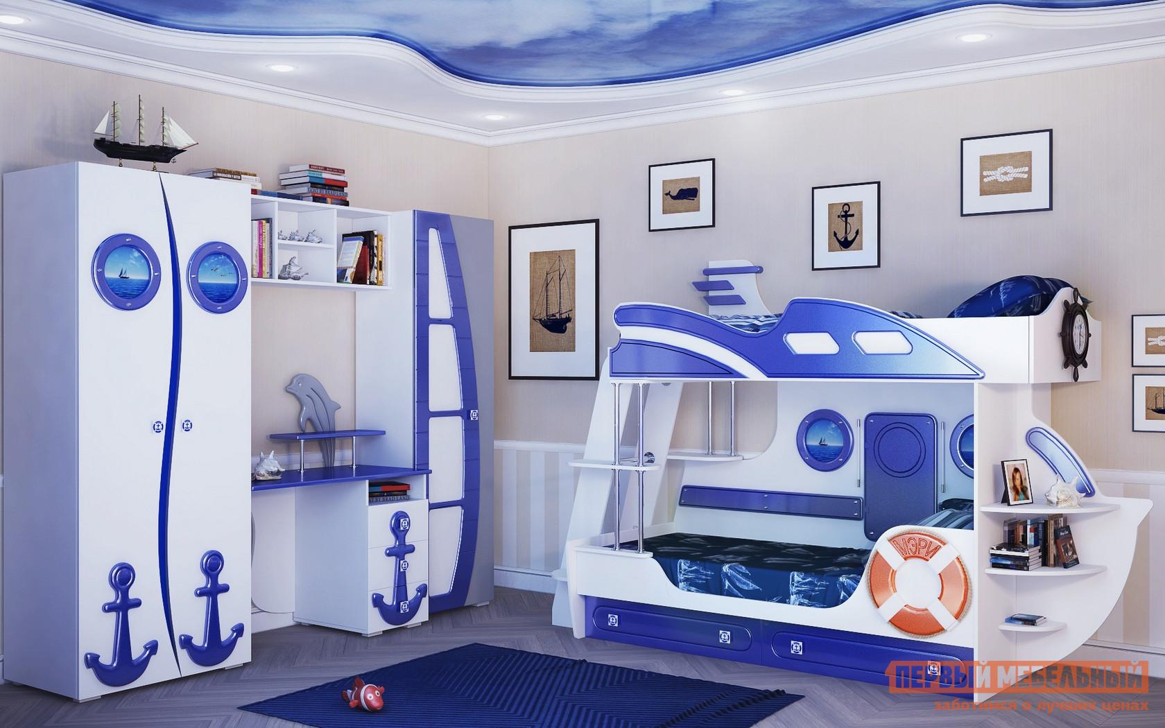 Комплект детской мебели Бит и Байт Парус К2 бак теплодар парус 50 п самоварного типа