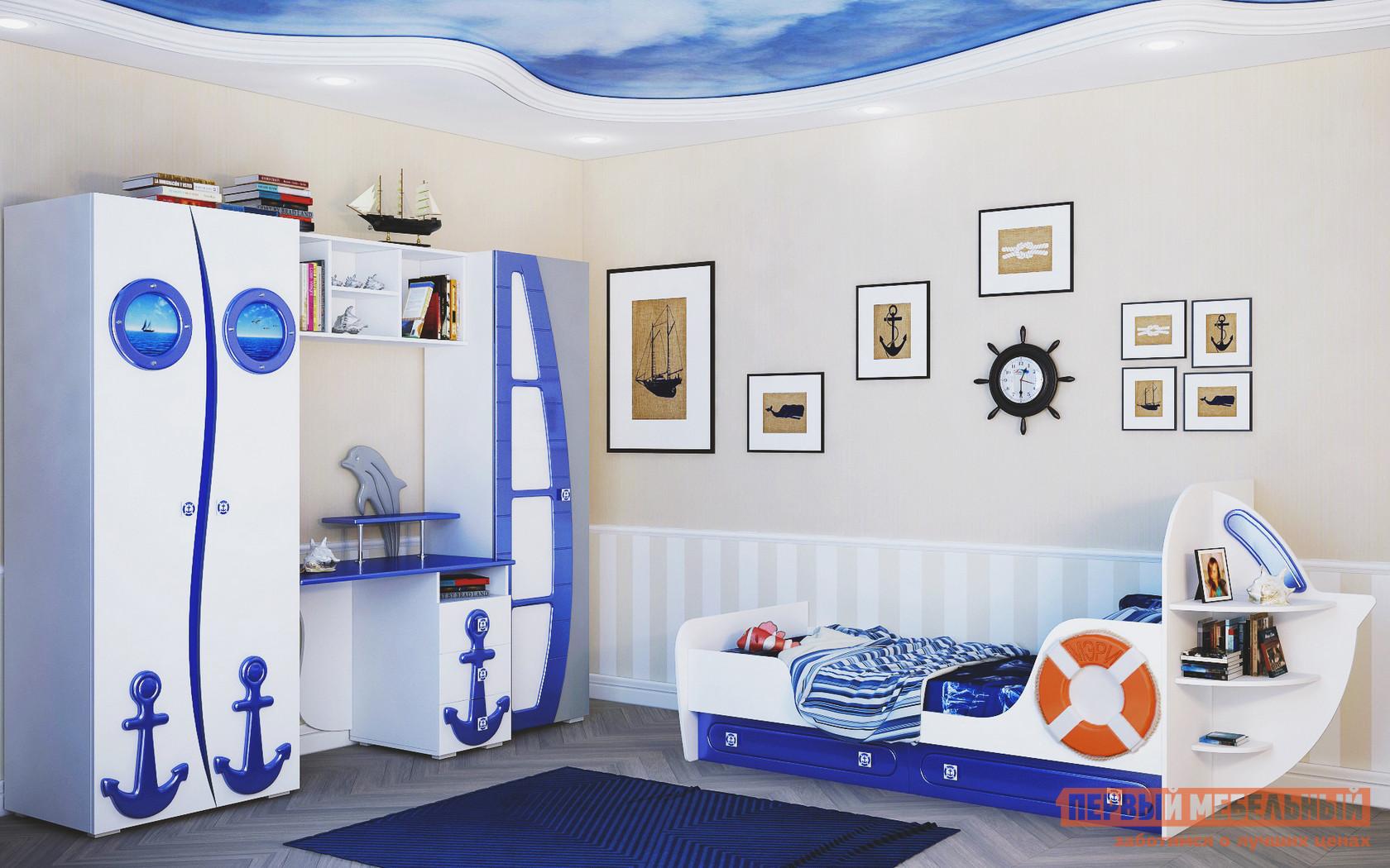 Комплект детской мебели Бит и Байт Парус К1 кордщетка атака 22208