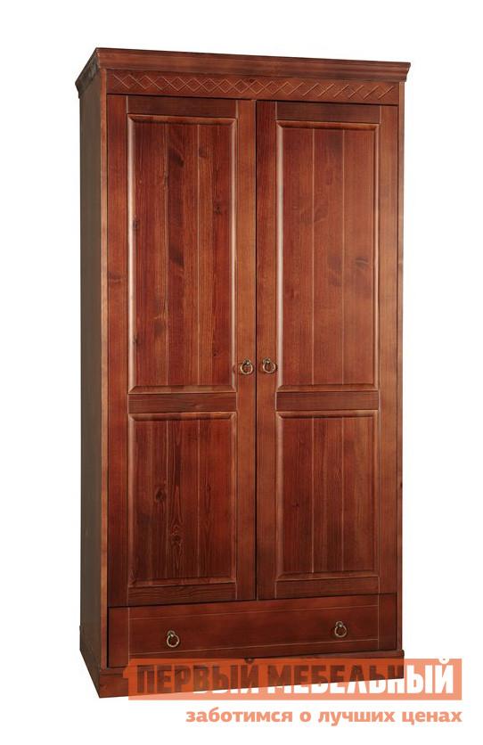 Шкаф распашной Timberica Дания Шкаф 2-створчатый
