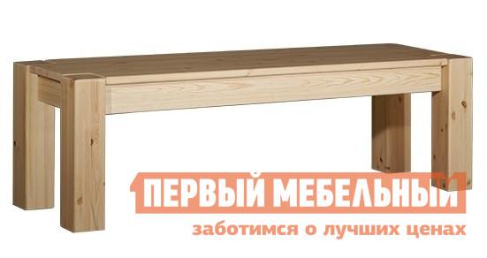 Лавочка для дома Timberica Скамья Брамминг мебель timberica