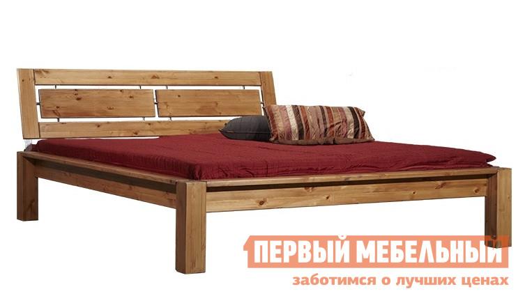 Двуспальная кровать из массива дерева Timberica Брамминг-1