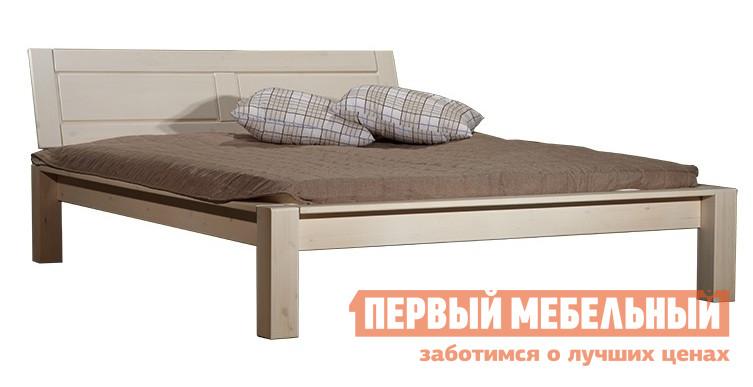 Деревянная двуспальная кровать Timberica Брамминг-2 двухъярусная кровать timberica кровать 2 ярусная брамминг