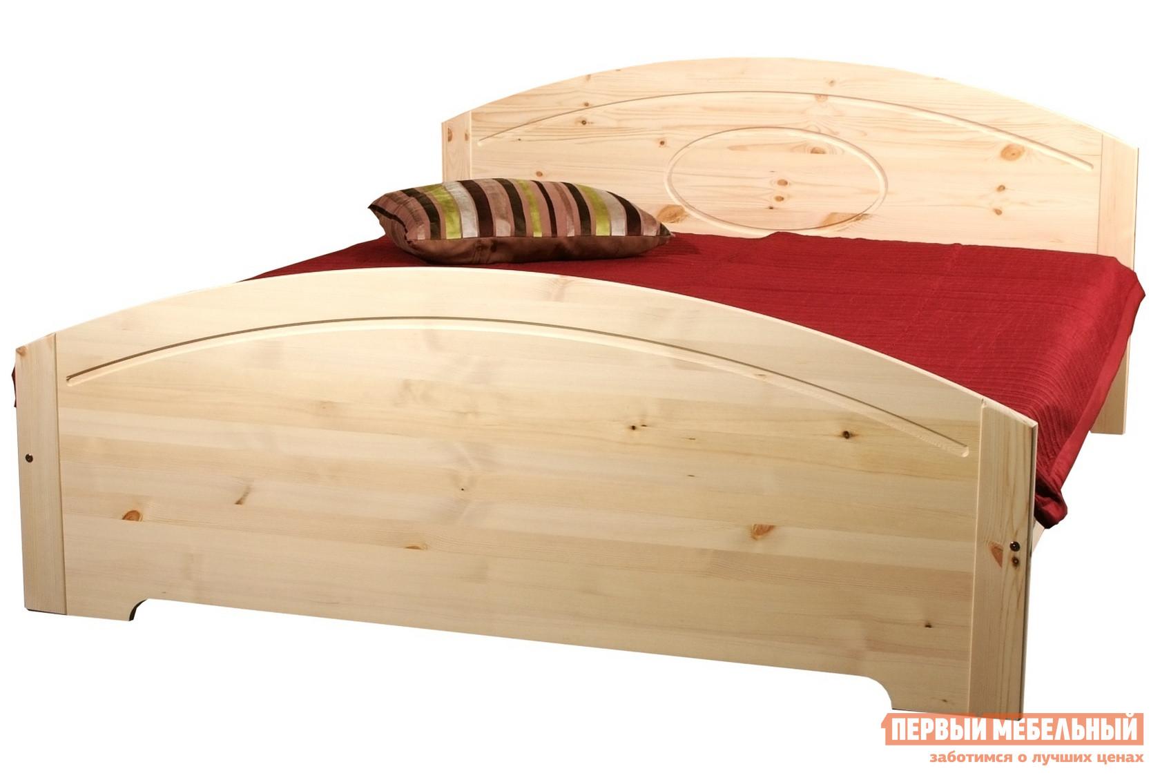 Кровать-полуторка Timberica Инга кровать полуторка timberica брамминг 1