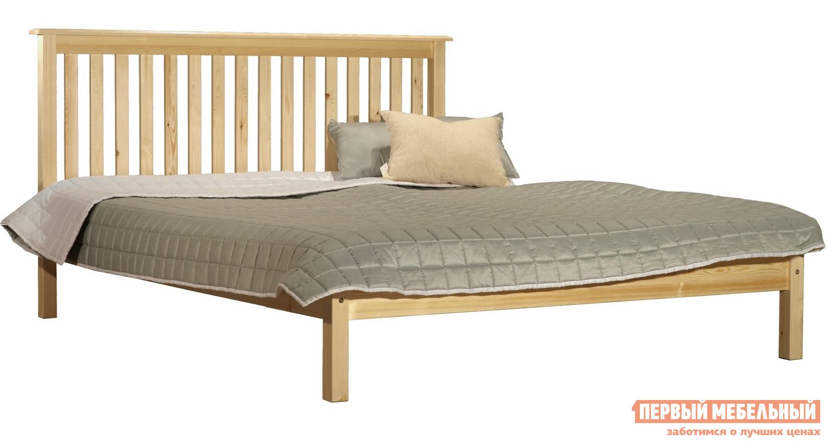 Кровать полуторная деревянная Timberica Рина-1