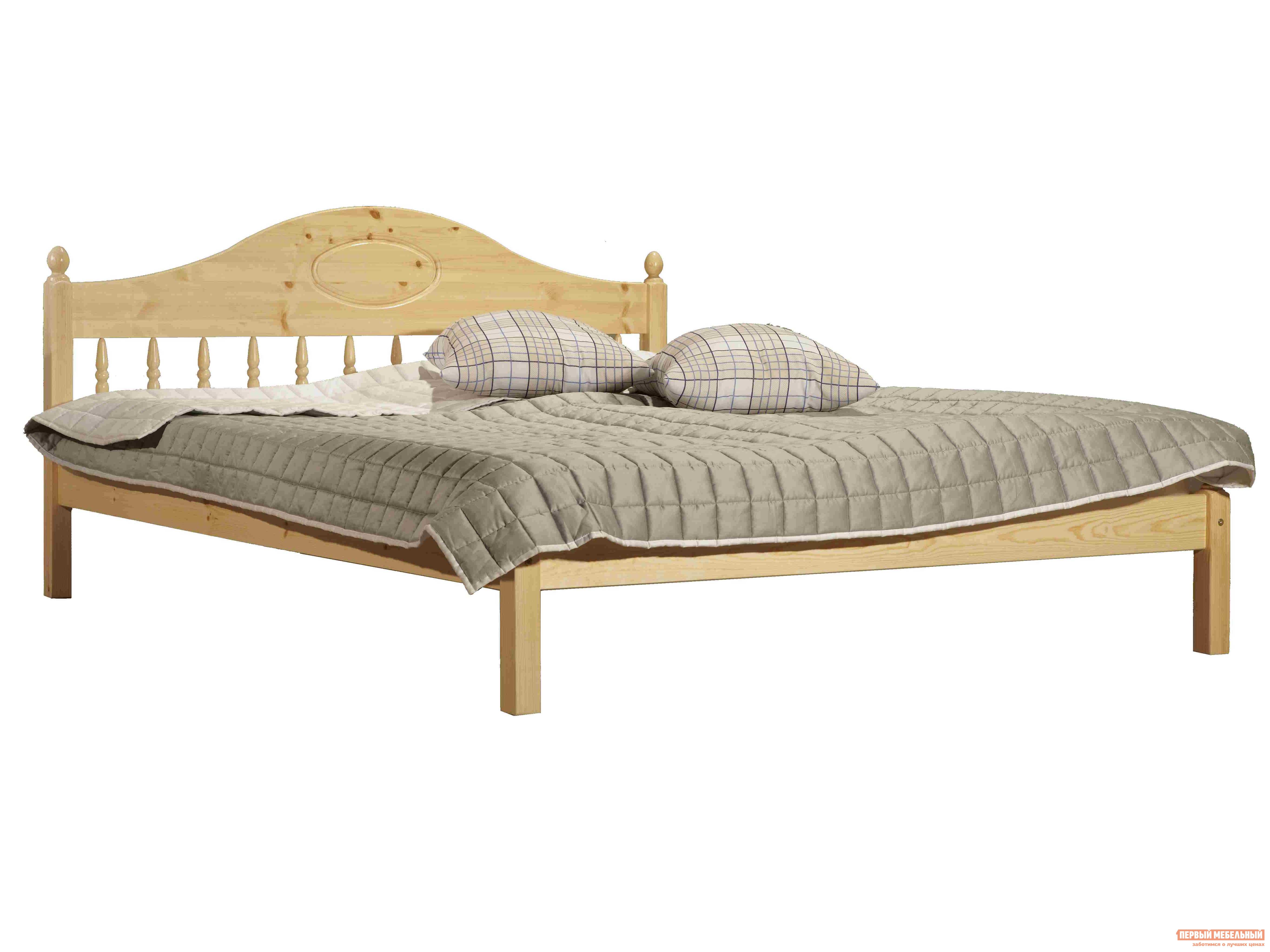 Кровать-полуторка Timberica Фрея-1 интерьерная кровать фрея