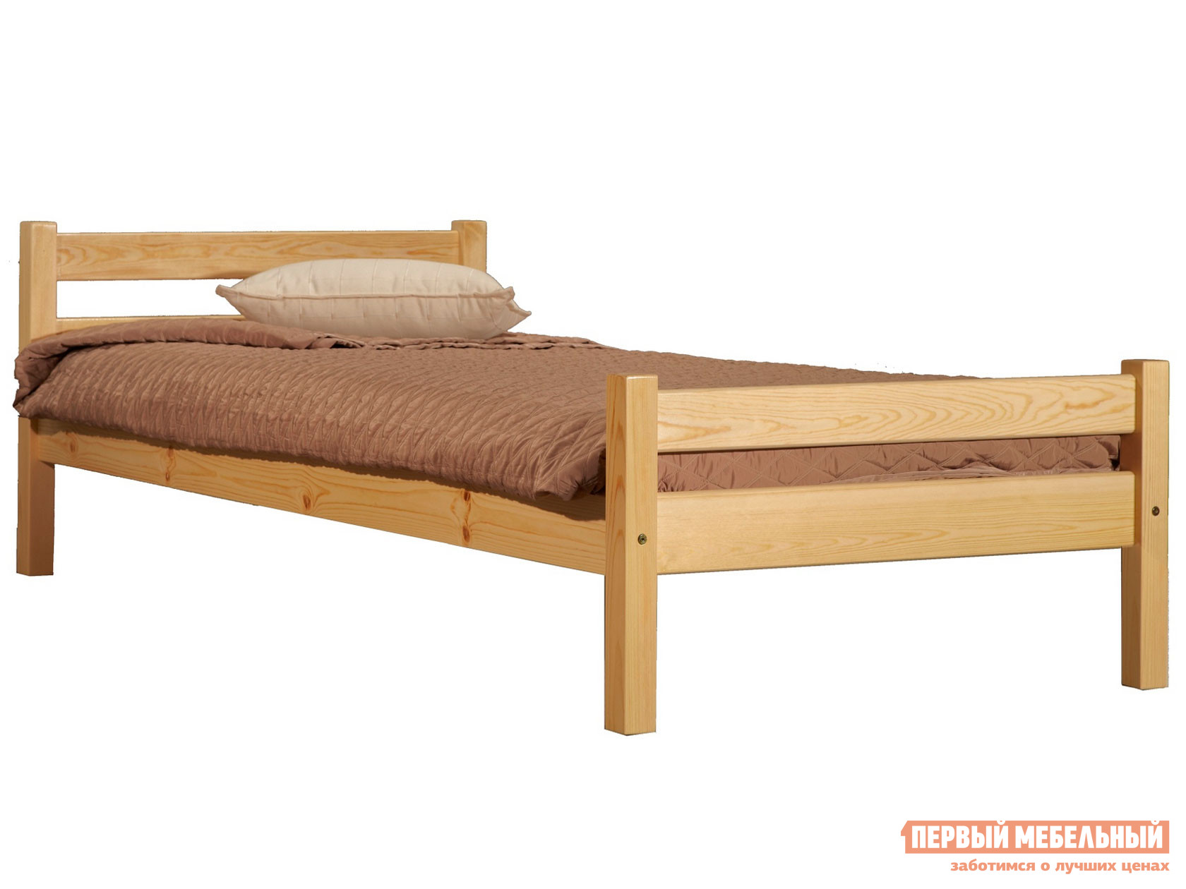 Односпальная кровать Timberica Кровать Классик кровать полуторка timberica эрика