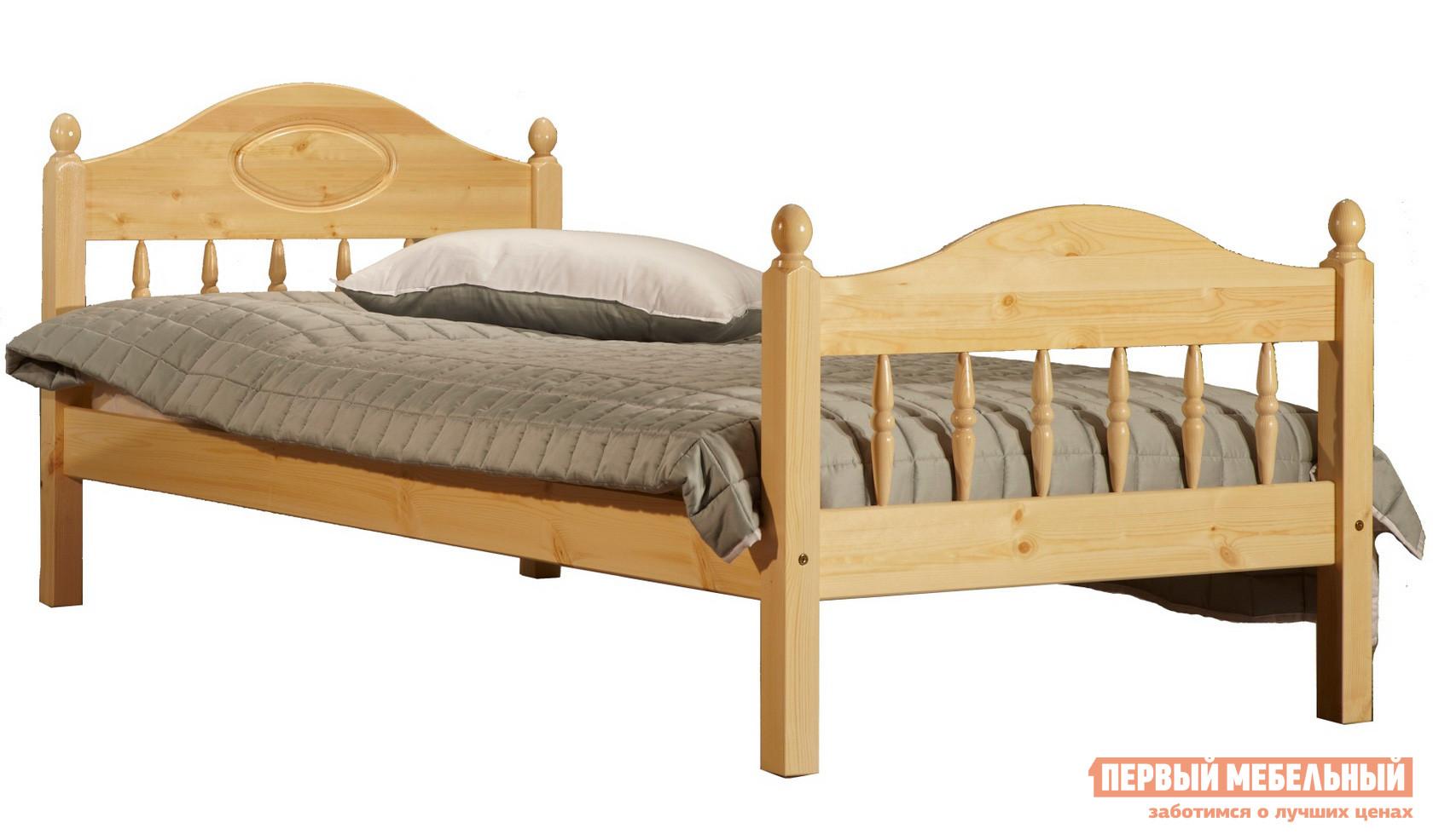 Односпальная кровать Timberica Фрея (F2) интерьерная кровать фрея