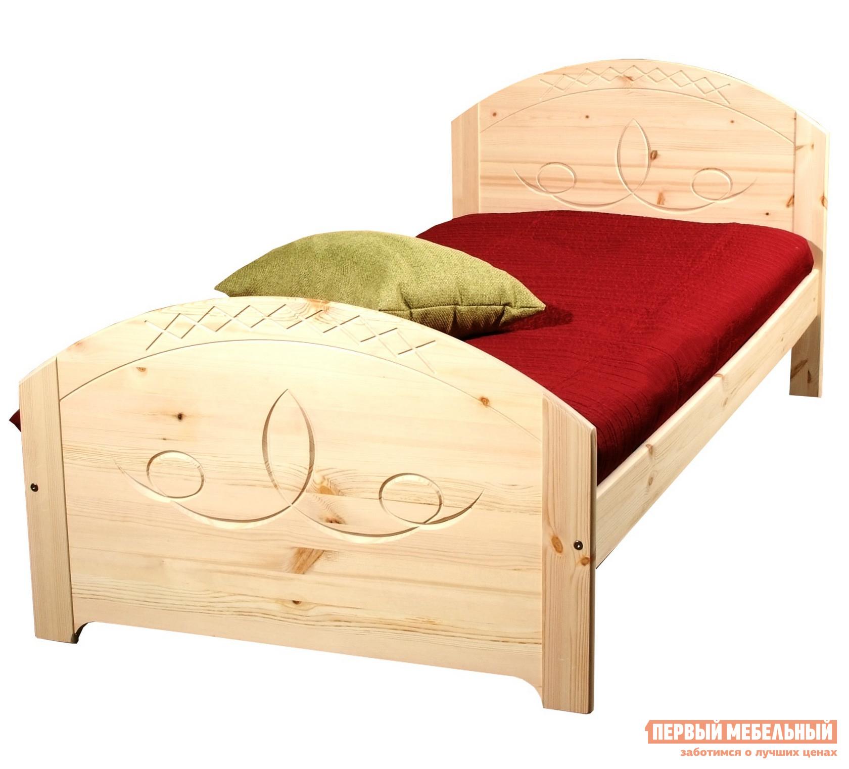 Односпальная кровать Timberica Элина