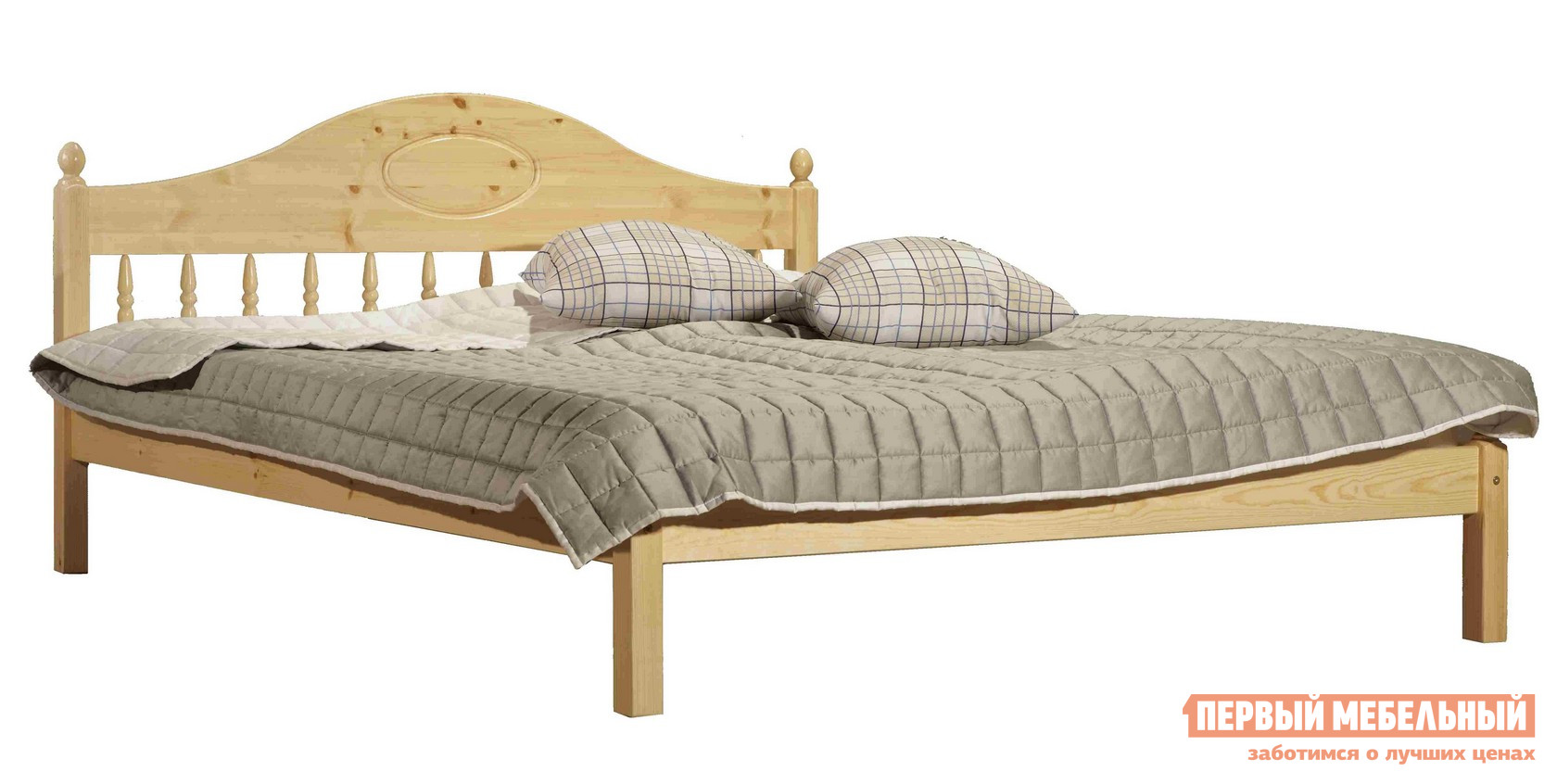 Кровать односпальная Timberica Фрея-1 интерьерная кровать фрея