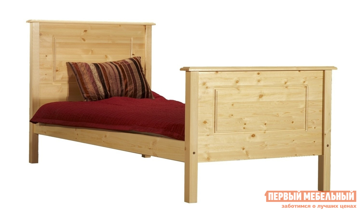 Кровать односпальная Timberica Тора-2