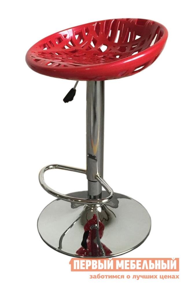 Барный стул Паоли Criss-Cross Red