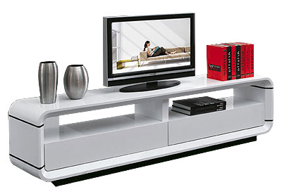 ТВ-тумба Паоли Opus D2013 White
