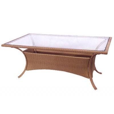 GARDA-1012 стол со стеклом/тониров