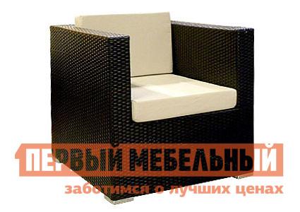 Плетеное кресло Паоли GARDA-1007 кресло с 2-мя подушками цены онлайн
