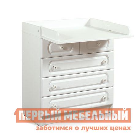 Пеленальный комод Мебеком ДМ-112 (арка)