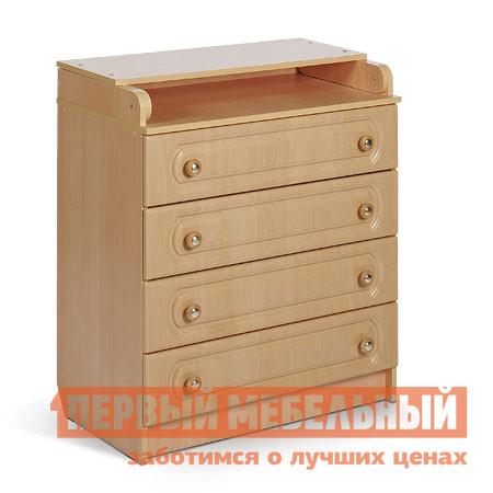Пеленальный комод Мебеком ДМ-101 (арка) пеленальный комод мебеком дм 112 арка