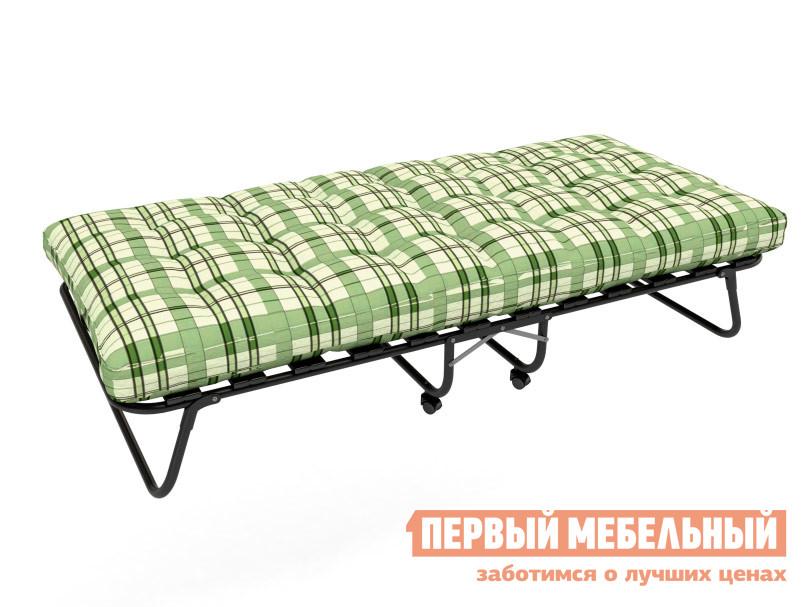 Раскладушка-тумба с матрасом Дачная Мебель Изабелла раскладушка ярославль мебель стандарт м