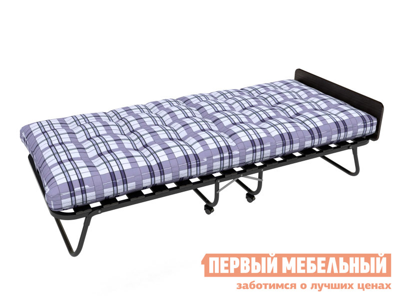 Раскладушка-тумба с матрасом Дачная Мебель Отель раскладушка ярославль мебель стандарт м