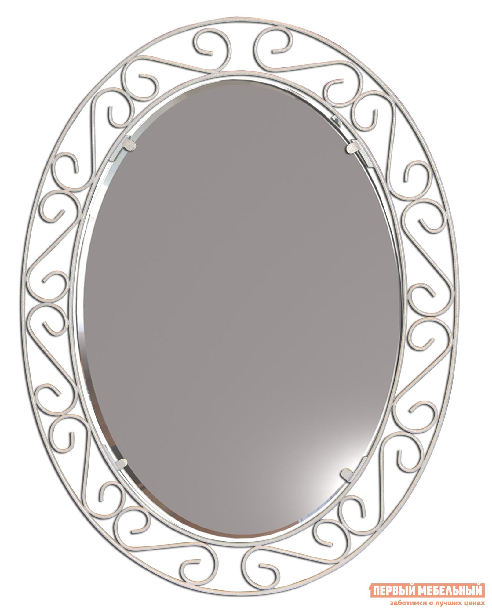 Настенное зеркало Sheffilton Грация 629 Золотой антик