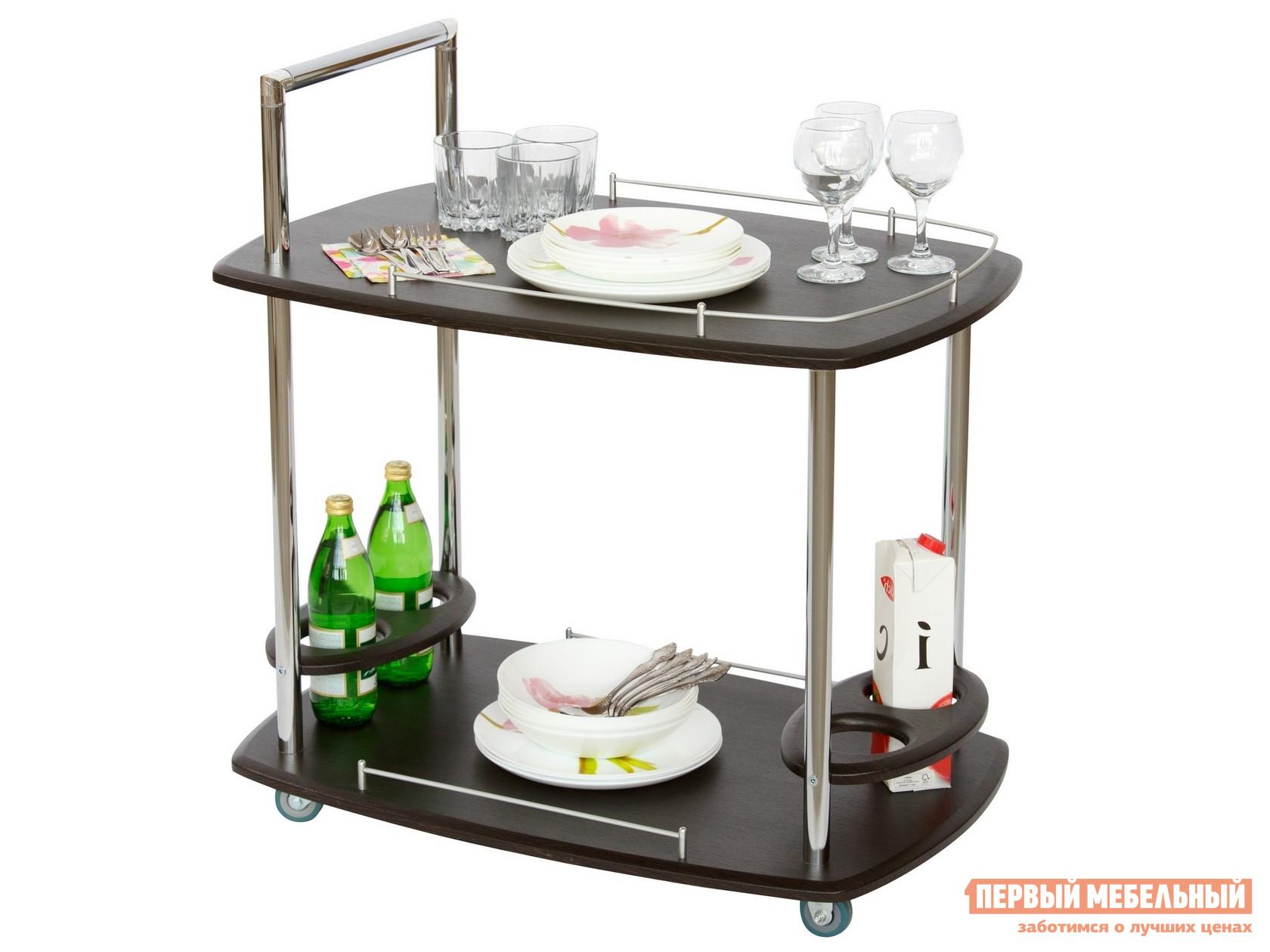 Сервировочный столик ТАЛАНТ Стол сервировочный Банкет