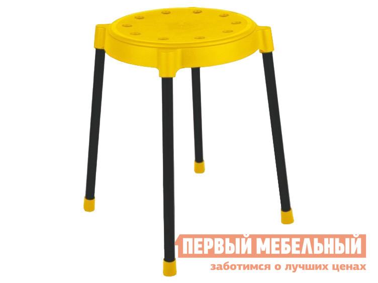Табурет  SHT-S36 Желтый / Черный