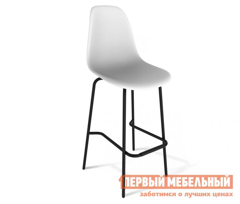 Барный стул Sheffilton SHT-S29 PP Белый / Черный муар от Купистол