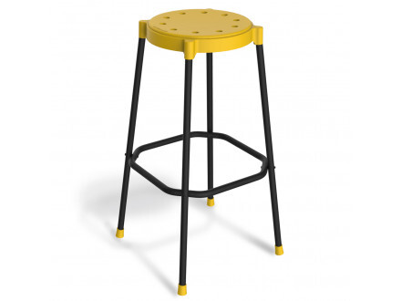 Круглый барный стул